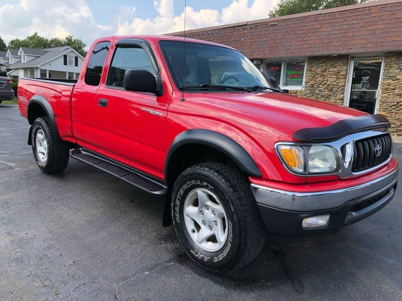 2004 Toyota Tacoma for sale at Approved Motors in Dillonvale OH