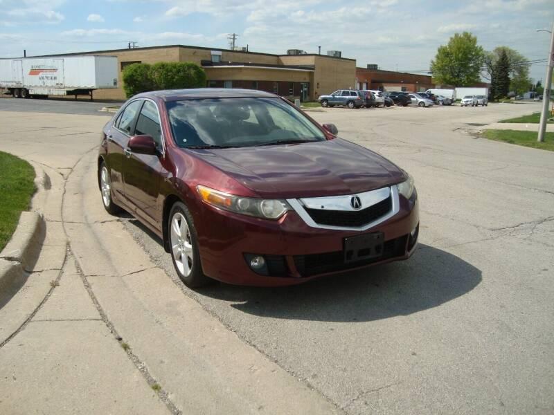 2009 Acura TSX for sale in Addison, IL