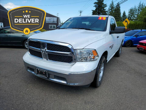 2019 RAM Ram Pickup 1500 Classic for sale at McMinnville Auto Sales LLC in Mcminnville OR