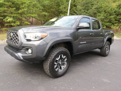 2020 Toyota Tacoma for sale at RUSTY WALLACE KIA OF KNOXVILLE in Knoxville TN