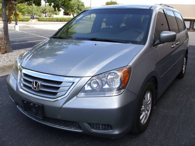 2008 Honda Odyssey for sale at Big E's Auto Group LC in Marion TX