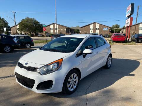 2013 Kia Rio 5-Door for sale at Car Gallery in Oklahoma City OK