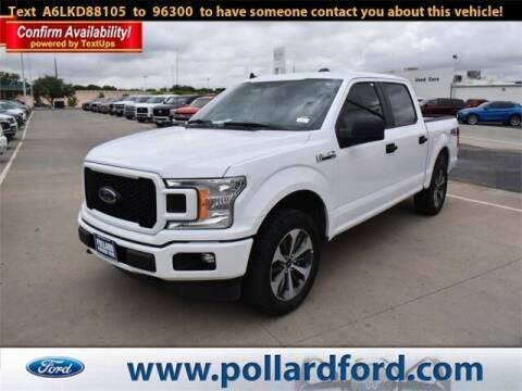 2020 Ford F-150 for sale at South Plains Autoplex by RANDY BUCHANAN in Lubbock TX