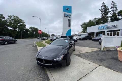 2017 Maserati Ghibli for sale at NYC Motorcars in Freeport NY