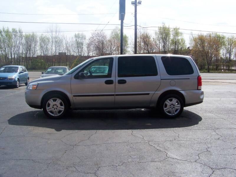 2008 Chevrolet Uplander for sale in Decatur, IL