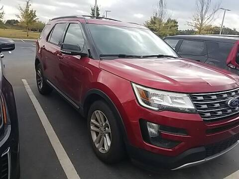 2016 Ford Explorer for sale at Southern Auto Solutions - Lou Sobh Kia in Marietta GA