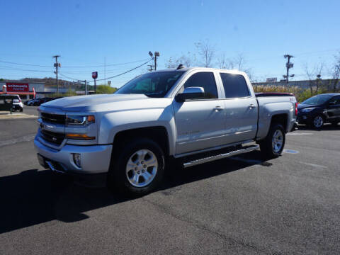 2018 Chevrolet Silverado 1500 for sale at Stephens Auto Center of Beckley in Beckley WV