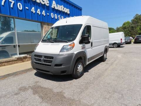 2015 RAM ProMaster Cargo for sale at Southern Auto Solutions - 1st Choice Autos in Marietta GA
