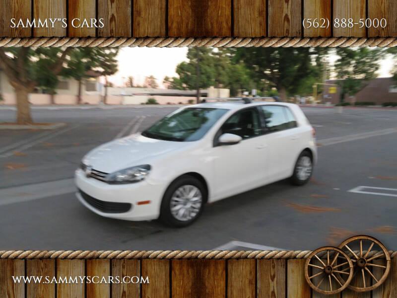 "2014 Volkswagen Golf for sale at SAMMY""S CARS in Bellflower CA"