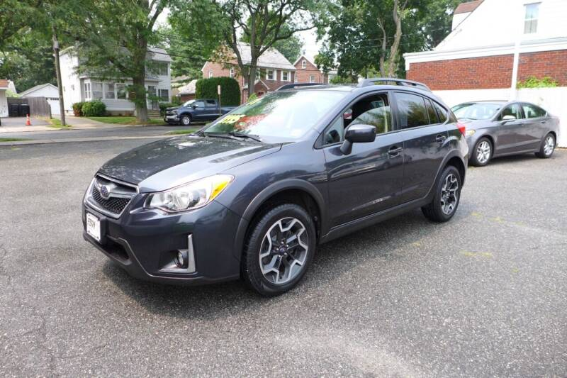 2017 Subaru Crosstrek for sale at FBN Auto Sales & Service in Highland Park NJ