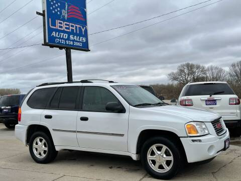 2008 GMC Envoy for sale at Liberty Auto Sales in Merrill IA