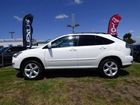 2007 Lexus RX 350 for sale at National Motors in San Diego CA