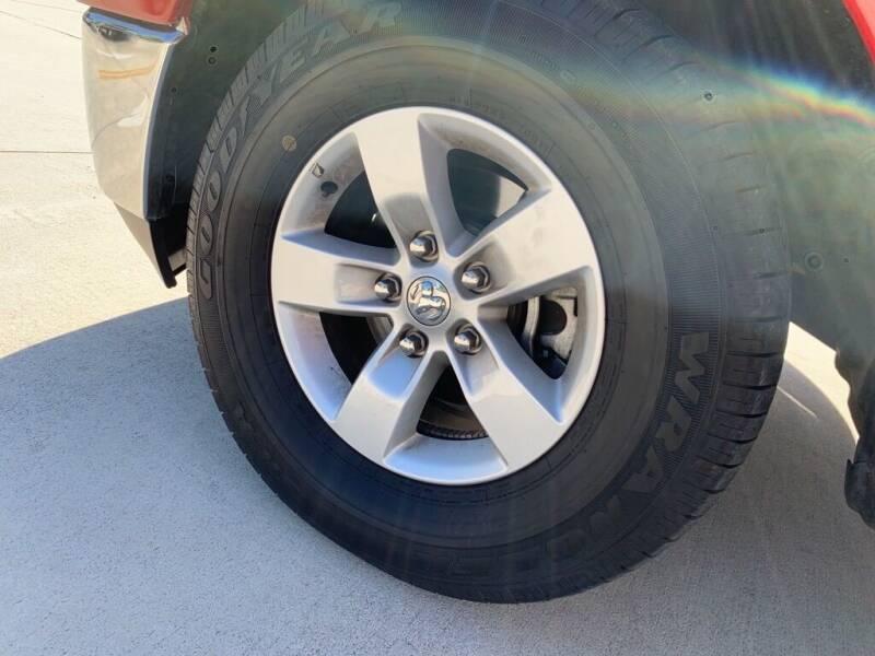 2020 RAM Ram Pickup 1500 Classic 4x2 SLT 4dr Crew Cab 6.3 ft. SB Pickup - Sanford FL