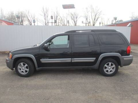 2004 Isuzu Ascender for sale at Chaddock Auto Sales in Rochester MN