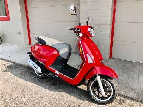 2020 Kymco LIKE 50i for sale at Richardson Sales & Service in Highland IN