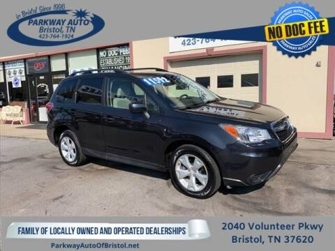 2015 Subaru Forester for sale at PARKWAY AUTO SALES OF BRISTOL in Bristol TN