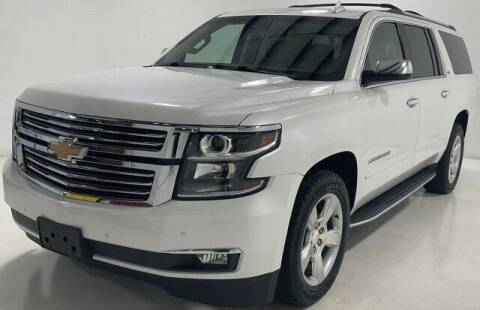 2016 Chevrolet Suburban for sale at Cars R Us in Indianapolis IN