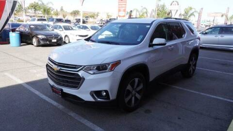 2019 Chevrolet Traverse for sale at Choice Motors in Merced CA