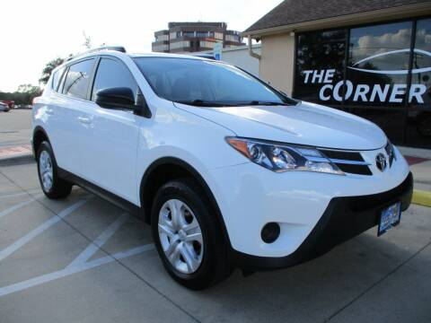 2015 Toyota RAV4 for sale at Cornerlot.net in Bryan TX