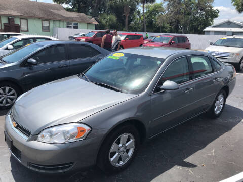 2008 Chevrolet Impala for sale at Riviera Auto Sales South in Daytona Beach FL