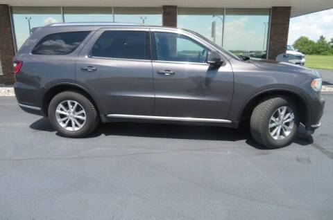 2014 Dodge Durango for sale at DAKOTA CHRYSLER CENTER in Wahpeton ND