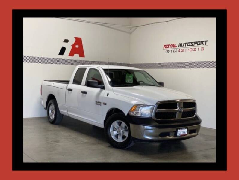 2018 RAM Ram Pickup 1500 for sale at Royal AutoSport in Sacramento CA