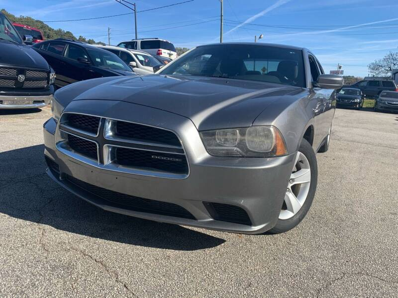 2012 Dodge Charger for sale at Philip Motors Inc in Snellville GA