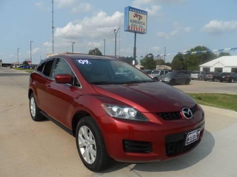2009 Mazda CX-7 for sale at America Auto Inc in South Sioux City NE