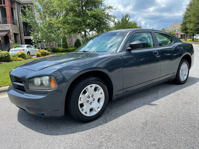 2007 Dodge Charger for sale at LA 12 Motors in Durham NC