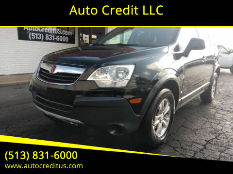 2009 Saturn Vue for sale at Auto Credit LLC in Milford OH