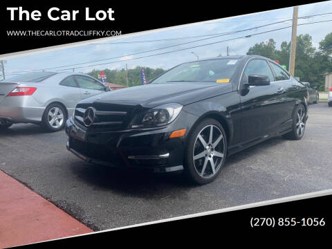 2015 Mercedes-Benz C-Class for sale at The Car Lot in Radcliff KY