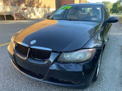 2007 BMW 3 Series for sale at Premium Auto Outlet Inc in Sewell NJ