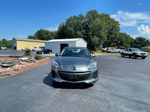 2012 Mazda MAZDA3 for sale at Best Motor Auto Sales in Perry OH