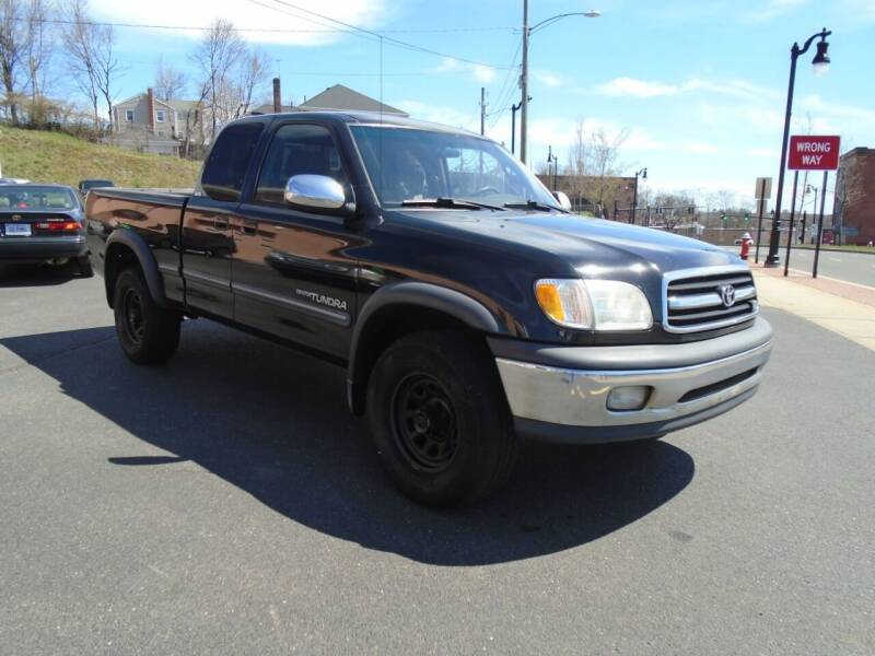 2001 Toyota Tundra for sale at Broadway Auto Services in New Britain CT