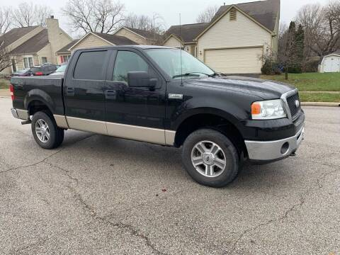 2007 Ford F-150 for sale at Via Roma Auto Sales in Columbus OH