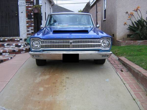 1965 Plymouth Belvedere for sale in Hobart, IN