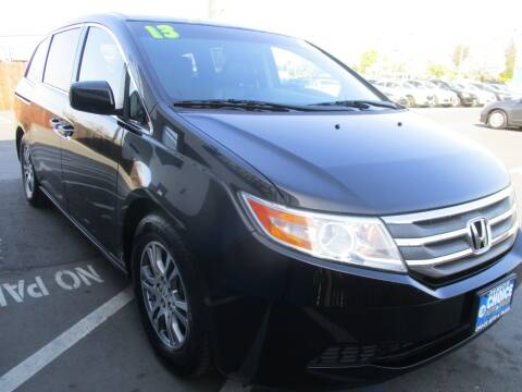 2013 Honda Odyssey for sale at Choice Auto & Truck in Sacramento CA