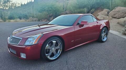 2008 Cadillac XLR-V for sale at DORAMO AUTO RESALE in Glendale AZ