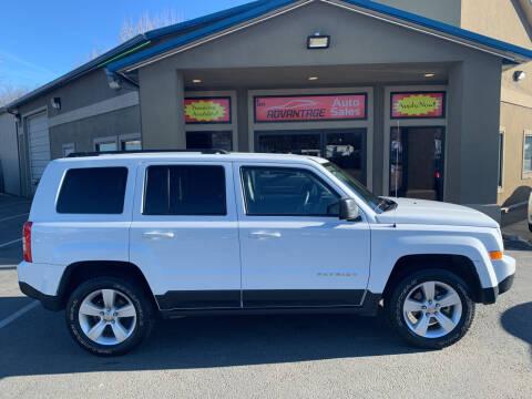 2017 Jeep Patriot for sale at Advantage Auto Sales in Garden City ID
