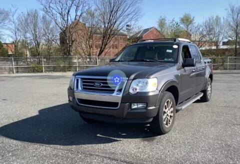 2007 Ford Explorer Sport Trac for sale at Bricktown Motors in Brick NJ