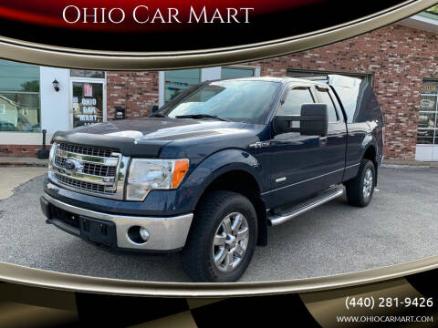 2013 Ford F-150 for sale at Ohio Car Mart in Elyria OH