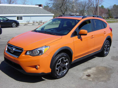 2014 Subaru XV Crosstrek for sale at North South Motorcars in Seabrook NH