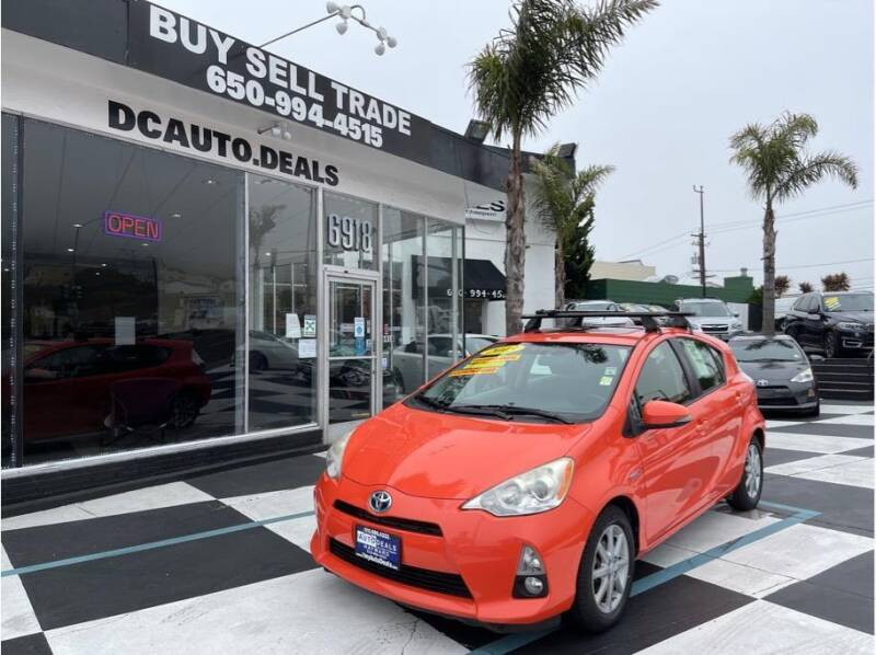 2013 Toyota Prius c for sale at AutoDeals in Daly City CA