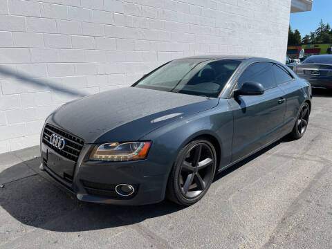 2009 Audi A5 for sale at APX Auto Brokers in Edmonds WA
