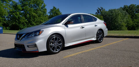 2017 Nissan Sentra for sale at Nationwide Auto Sales in Melvindale MI