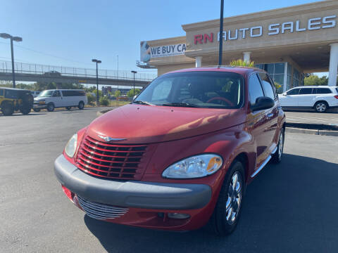 2002 Chrysler PT Cruiser for sale at RN Auto Sales Inc in Sacramento CA