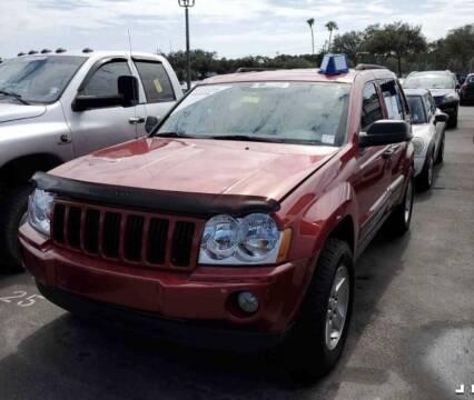 2006 Jeep Grand Cherokee for sale at Supreme Motors in Tavares FL