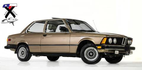 1983 BMW 3 Series for sale at TX Auto Group in Houston TX