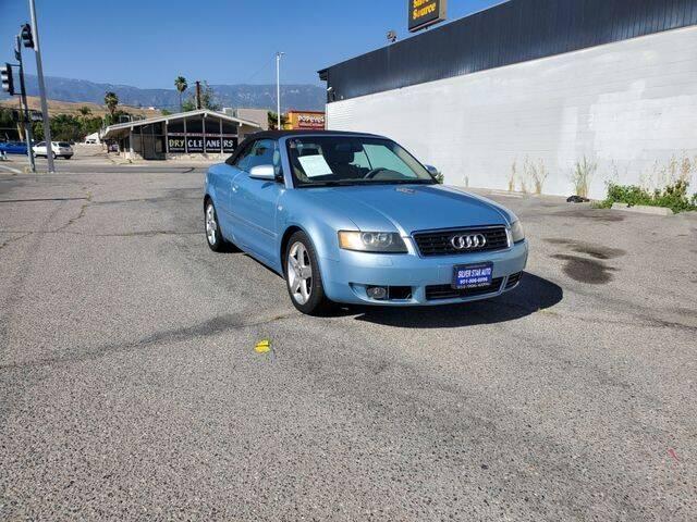 2004 Audi A4 for sale at Silver Star Auto in San Bernardino CA