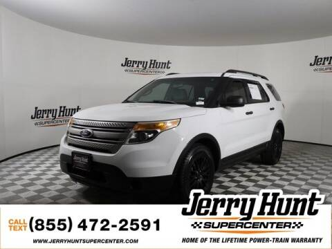 2014 Ford Explorer for sale at Jerry Hunt Supercenter in Lexington NC